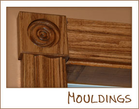 Wood Mouldings, Wood Trim