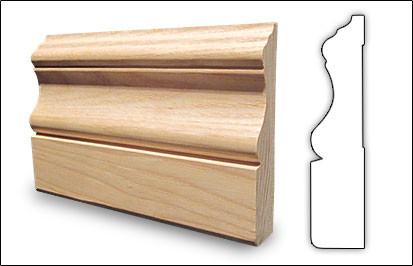 Wood Mouldings - Colonial Casing