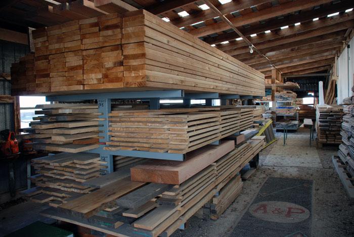 Timber, Douglas For Timbers Ontario